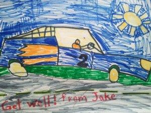 Jake's Racecar